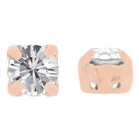 Chat 7192 7083 19ss  Crystal/Rose Gold 10pcs