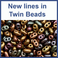 New Twin Beads